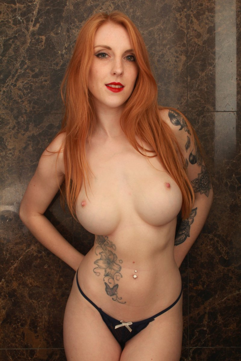 Young redheads with big boobs