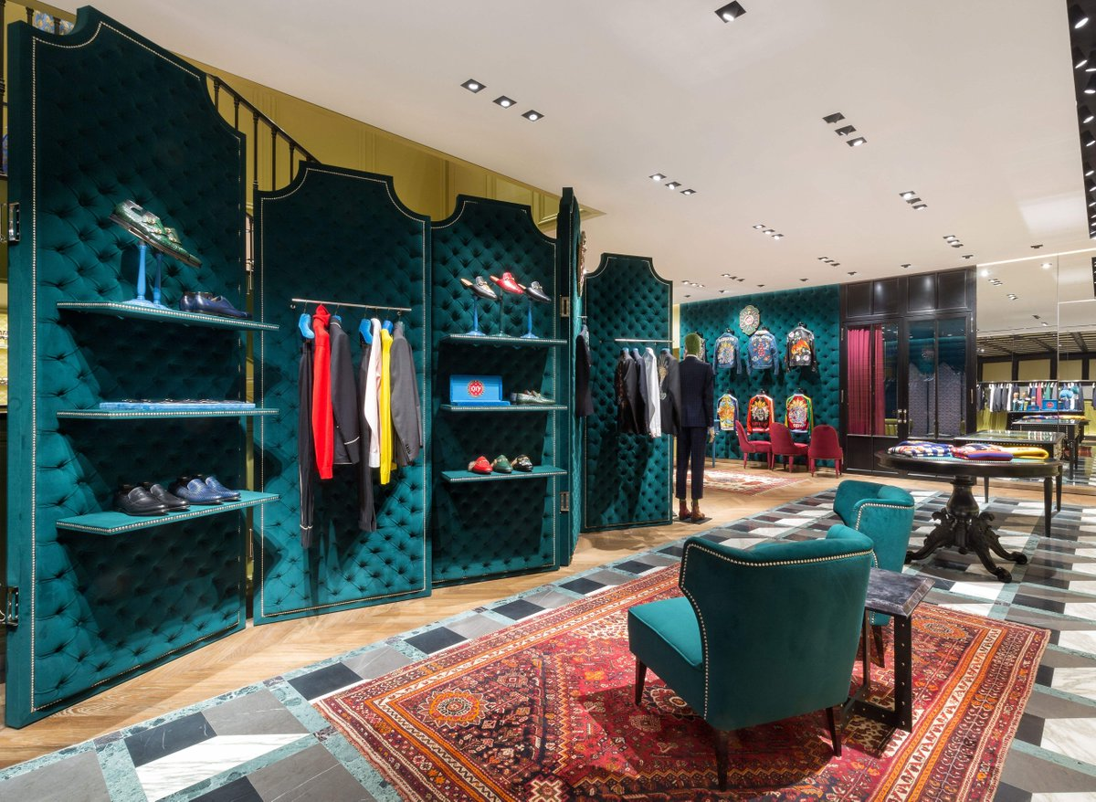 A look inside the new the dubai mall flagship store. the boutique ... 41141b94483