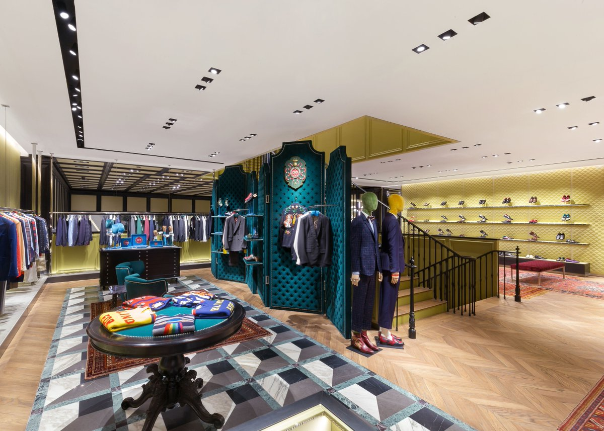 a look inside the new the dubai mall flagship store the boutique which  spans more than 2d4c220dc63