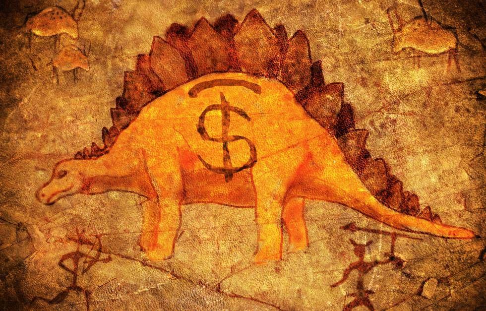 ¿Está la banca tal y como la conocemos en vías de extinción? https://t.co/KRTziXPuOf vía @elpais_retina