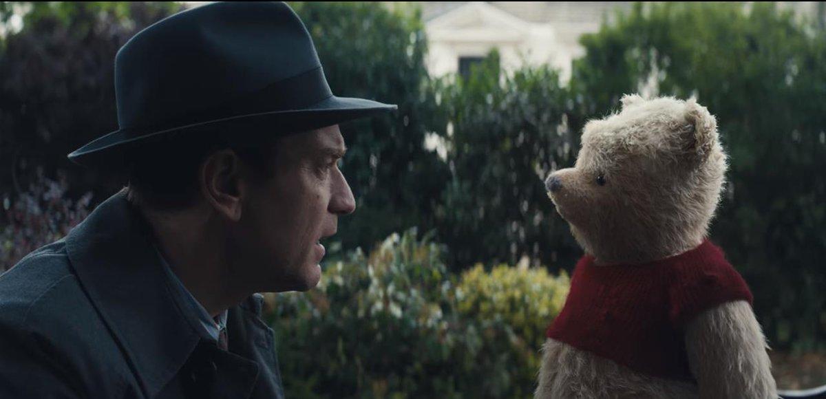 ☕️  Disney veut sa propre version de l'histoire de Christopher Robin (Winnie l'ourson) https://t.co/4LgkJR2WqB #LeBrief