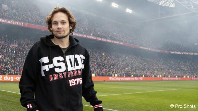 Ajax TV: Happy birthday, Daley Blind!: