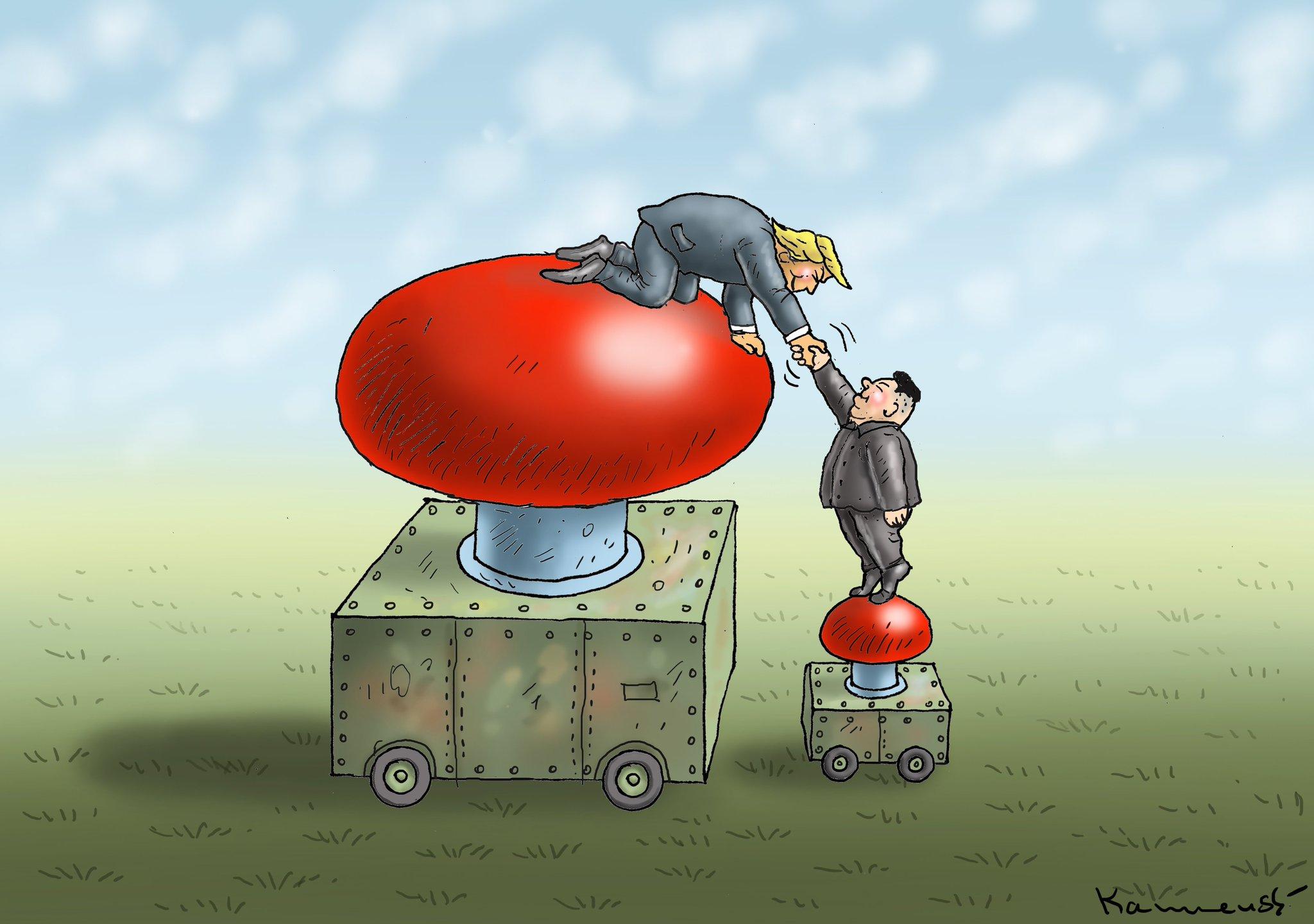 О переговорах США и КНДР