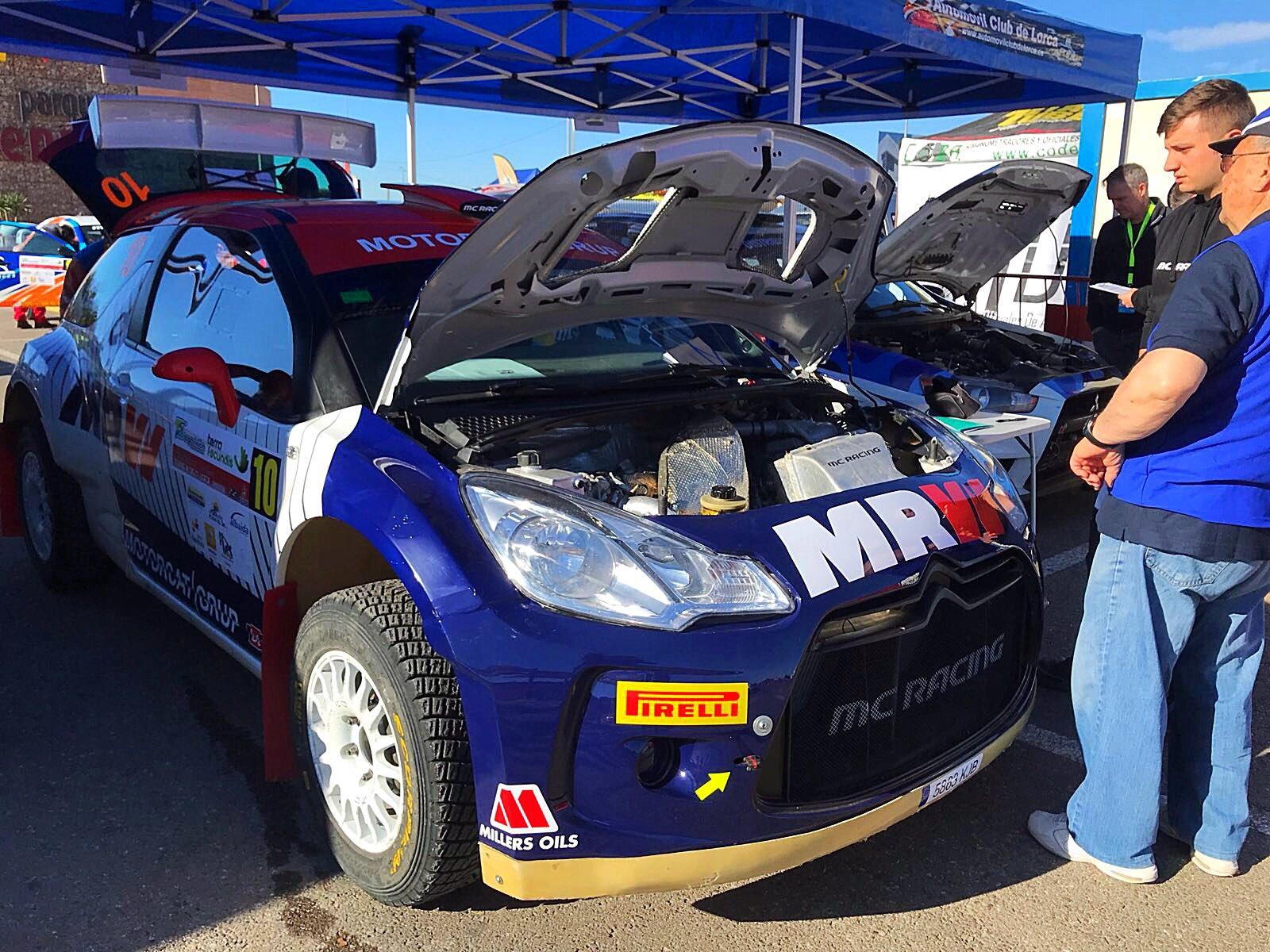 CERT: VII Rallye Tierras Altas de Lorca [9-10 Marzo] - Página 2 DX1xnvIX0AAIqgU