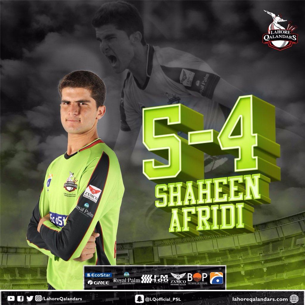 Shaheen Afridi Hashtag On Twitter