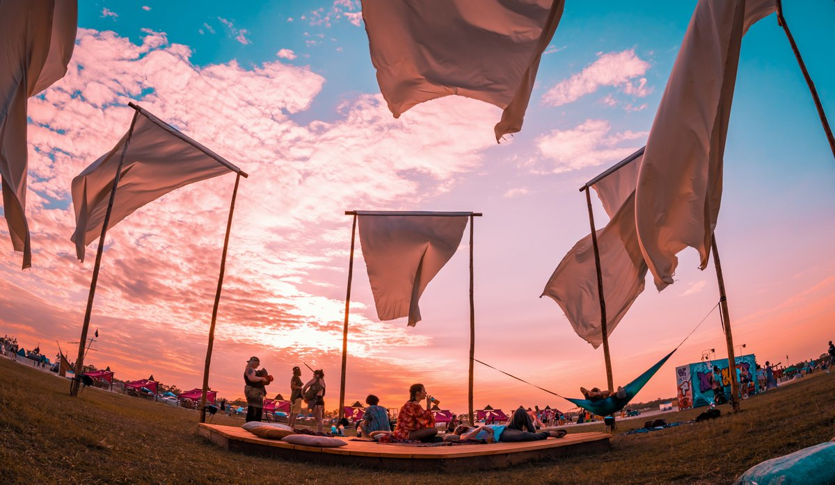 This time last week...   full daily photo albums start Monday  #omf18 <br>http://pic.twitter.com/BFt3ZmxU94