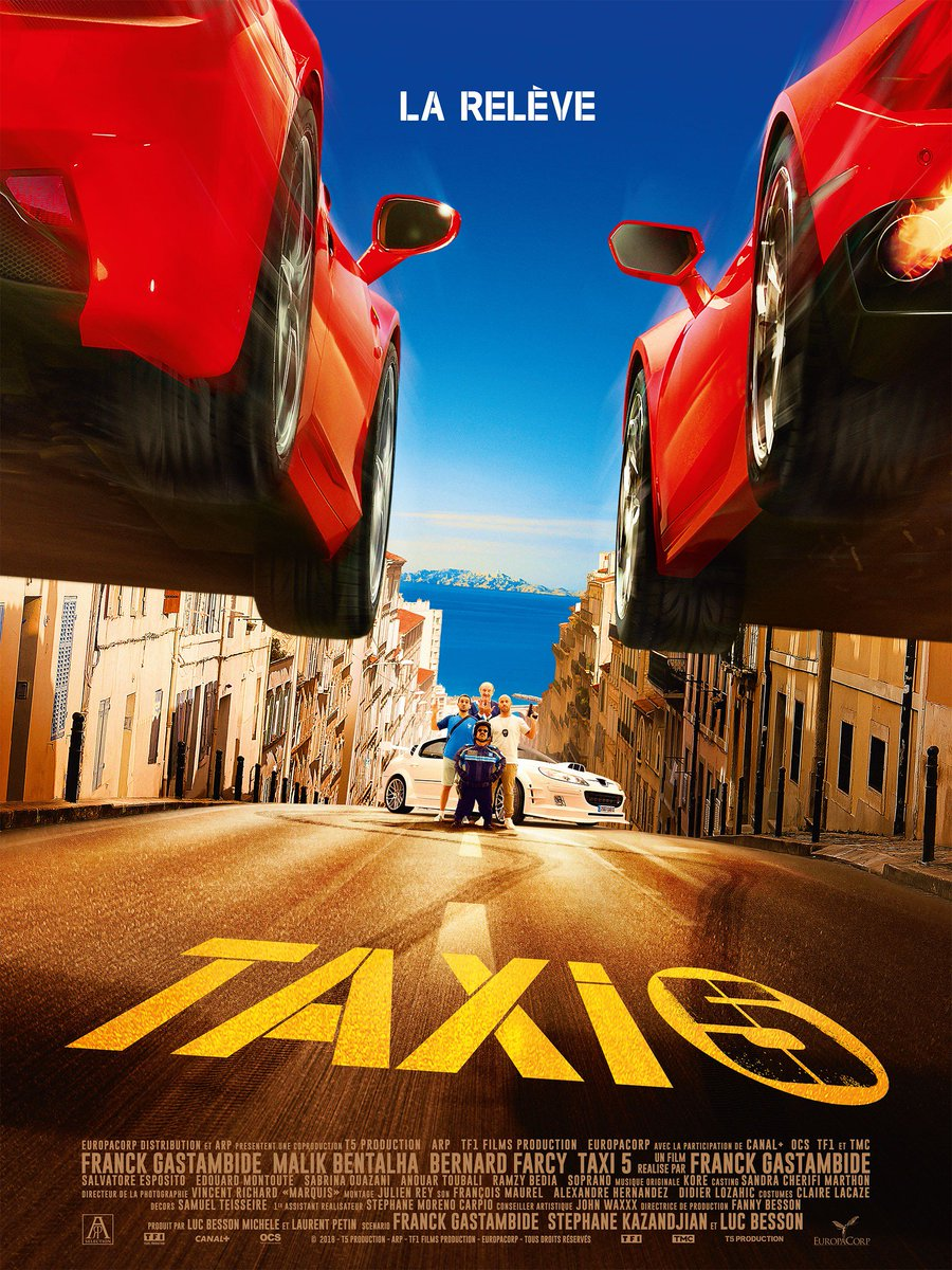 Taxi 5 on April 11th. I cant wait!