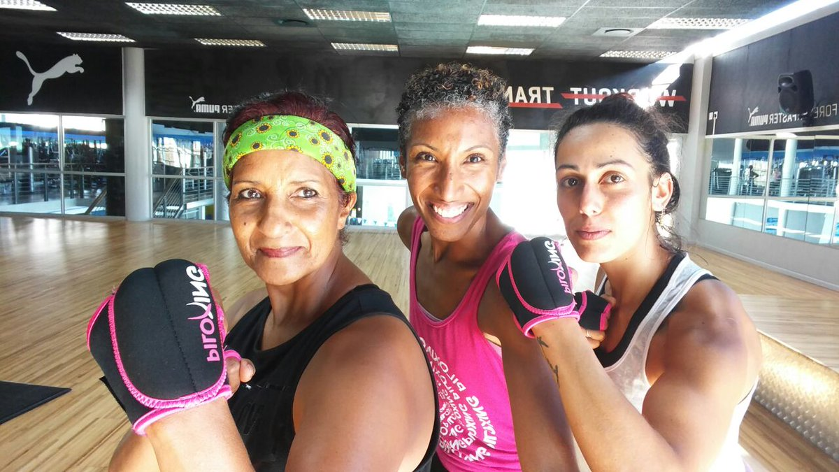 Piloxing on topsy tania ndlov having a great time while sharing the piloxing knowledge piloxingcertification 1betcityfo Images