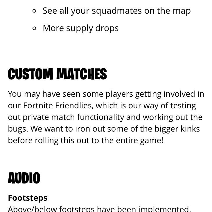 Fortnite custom matchmaking server key