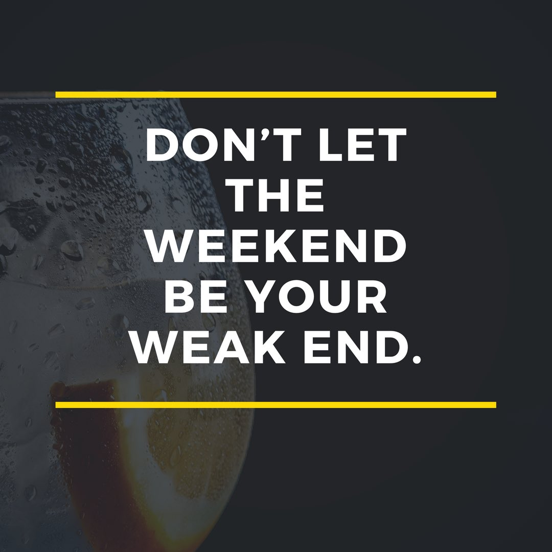 14c50a83d16ab7 Enjoy yourself but try not to ruin all your hard work this weekend. - - -  #gettingactive #devonshiresquare #getfit #healthylifestyle #activelifestyle  .