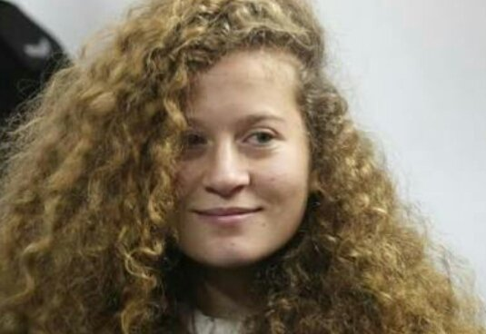 #dontForget #Ahed Tamimi arrested by Israeli forces <br>http://pic.twitter.com/LRhPQI8ntt
