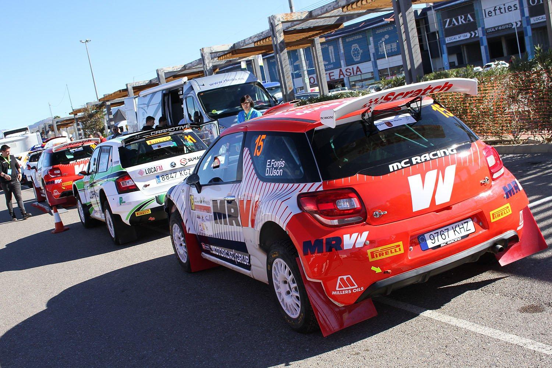 CERT: VII Rallye Tierras Altas de Lorca [9-10 Marzo] - Página 2 DX2F3VwW0AEyzEb