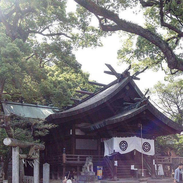 艮神社 hashtag on Twitter