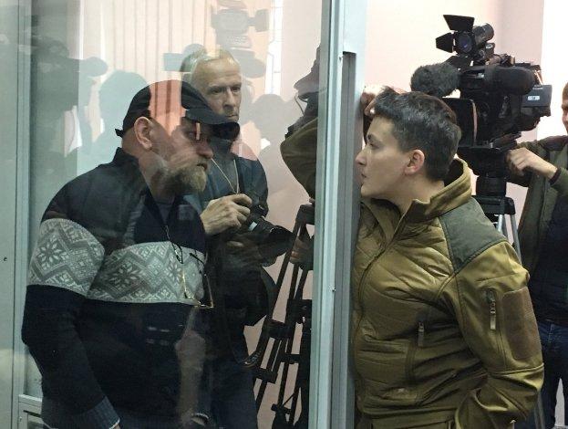 У Шевченківському райсуді Києва розглядають клопотання про обрання запобіжного заходу Рубану - Цензор.НЕТ 7711