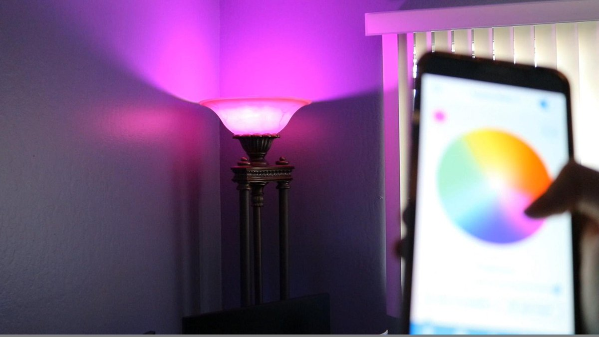 Me2tech On Twitter Top 3 Colorchanging Light Bulbs That Will