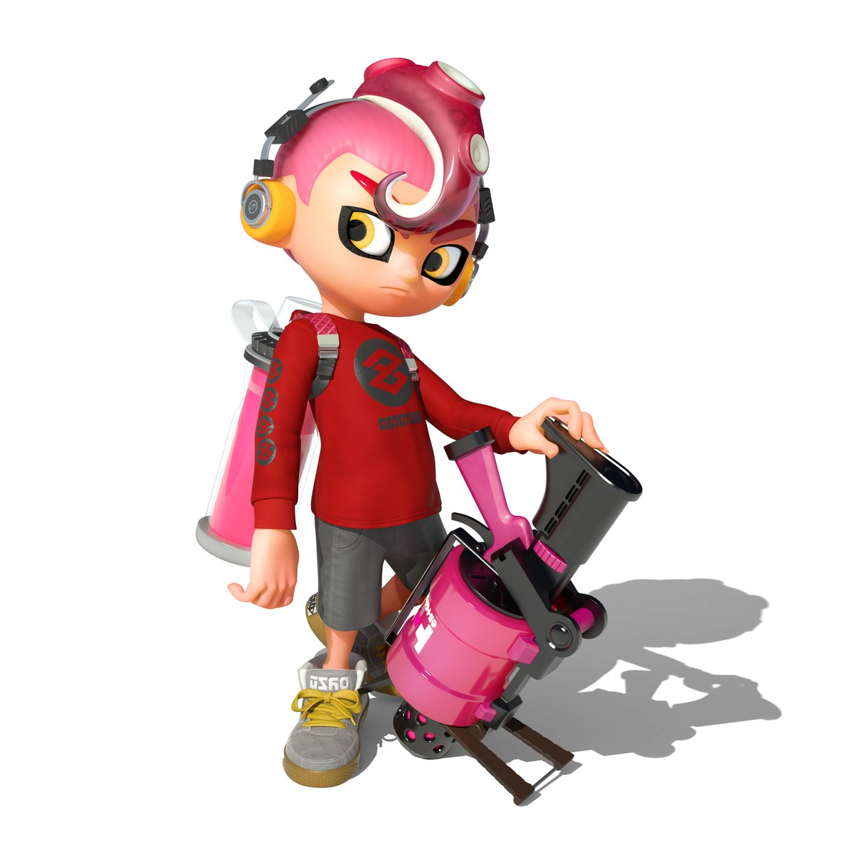 Quot Splatoon 2 Octo Expansion Quot Toadsanime Ryan Brown