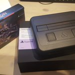 Woo! Today is christmas, just received my @analogue_co Analogue Super NT! #supernt #snes