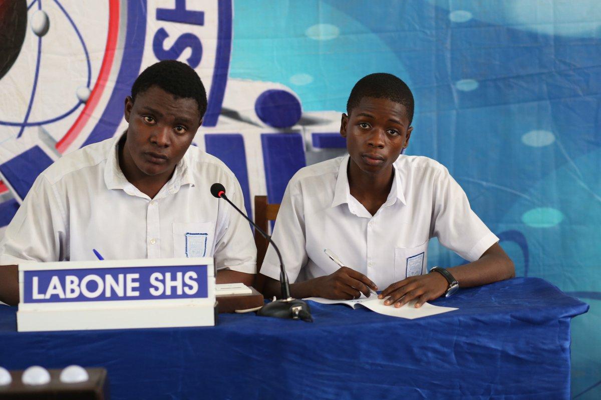 Ghana SHS pripojiť Alex Sawyer datovania