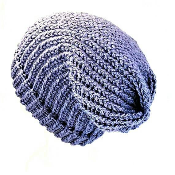 Slouchy beanie woman dreadlock beanie winter beanie hat womens knit hat  slouchy beanie hat ladies slouch hat lilac slouch beanie  http   etsy.me 2zhLgFS ... 64c206d2b45f