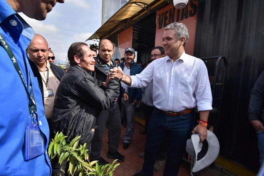 #6AM | Un Gobierno con agenda de equidad plantea @IvanDuque  ---> #EleccionesColombia https://t.co/alBJVqfwAk