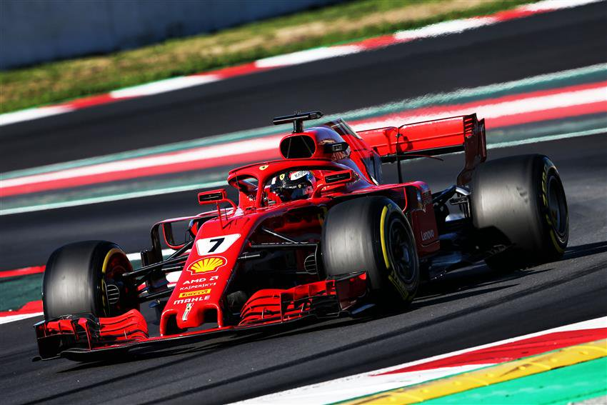 Räikkönen: Overall, I feel we have a good package