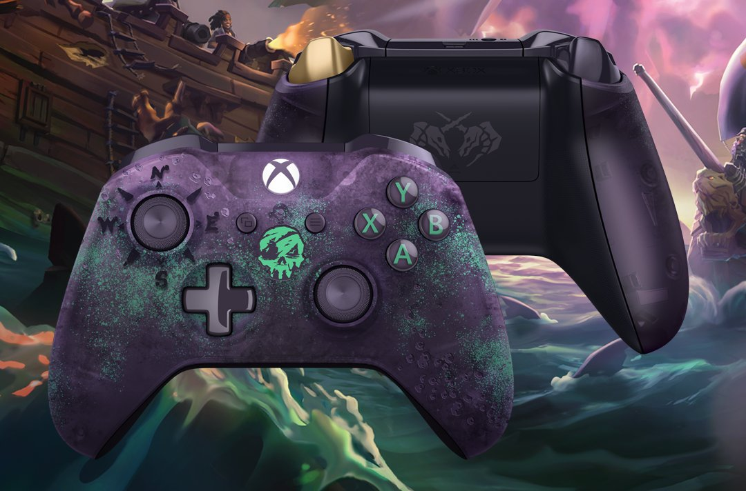 Sea of Thieves on Twitter: