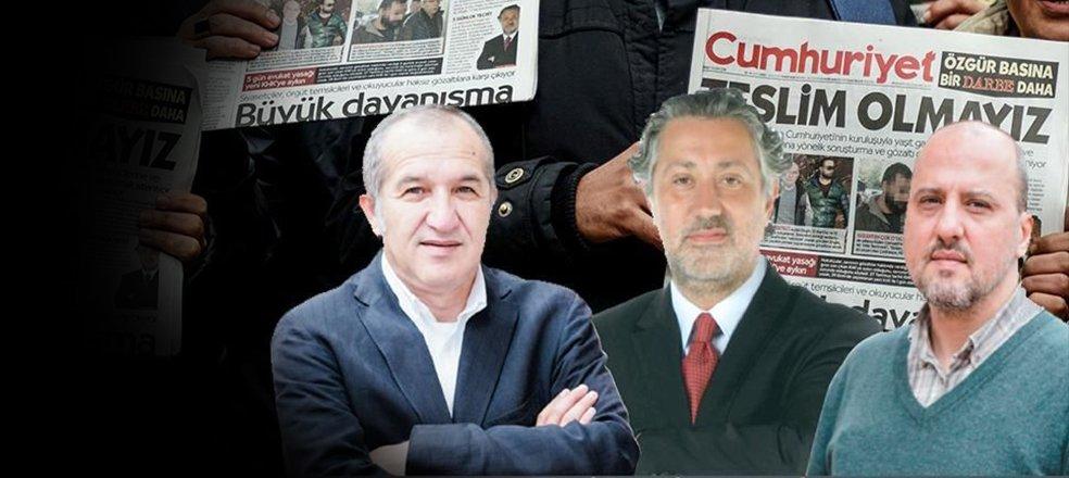 Gazete Hayır On Twitter Iyi Ki Varsin Ahmet şıkın Ilk Sözleri