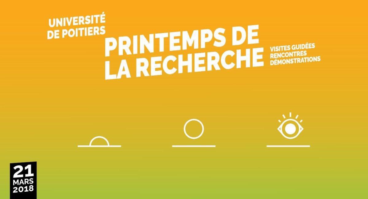 Image result for printemps de la recherche poitiers