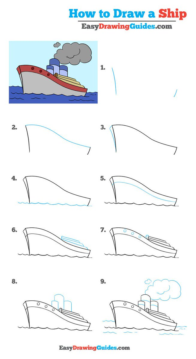 Easy Drawing Guides On Twitter Hot Off The Press How To Draw A