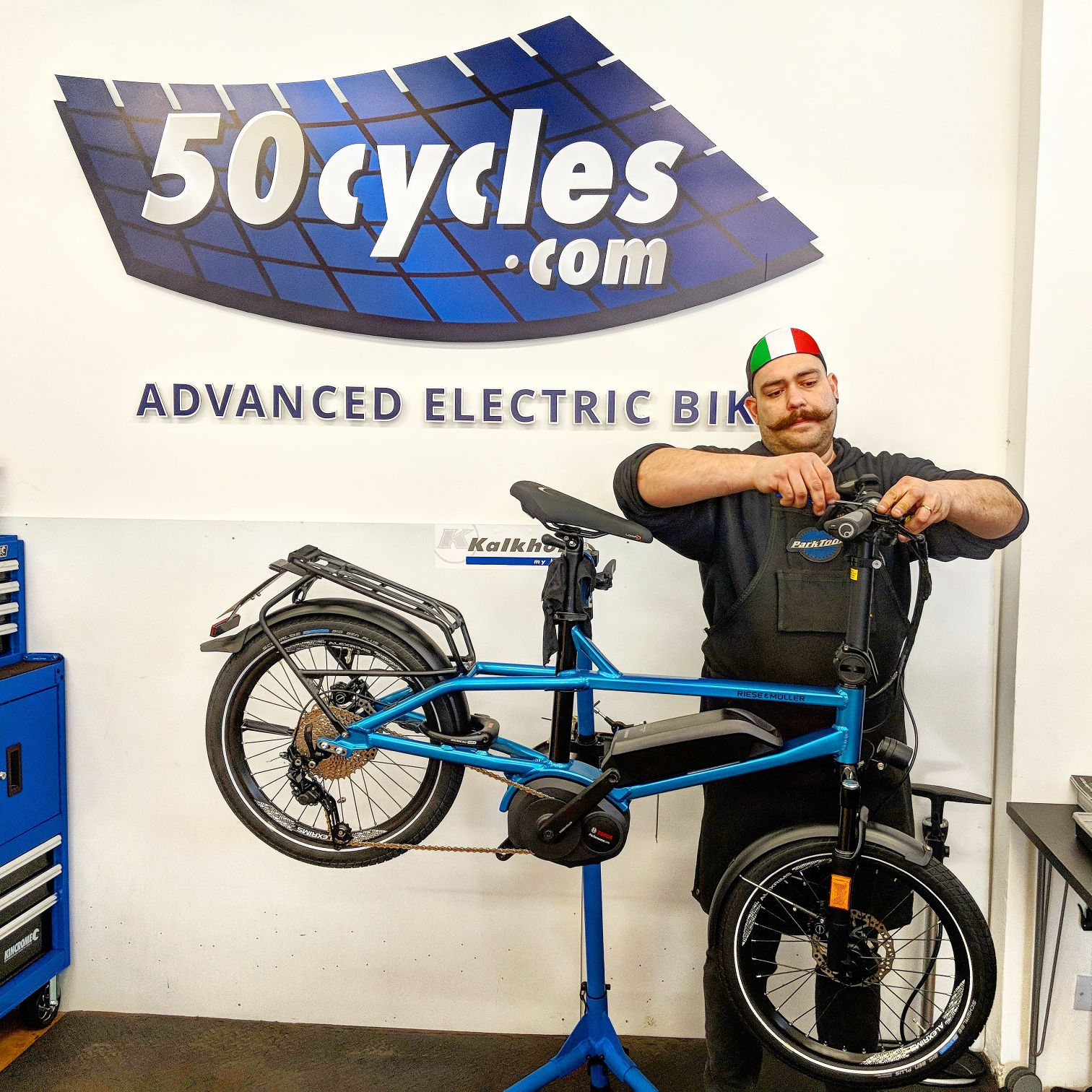 50cycles Electric Bikes London
