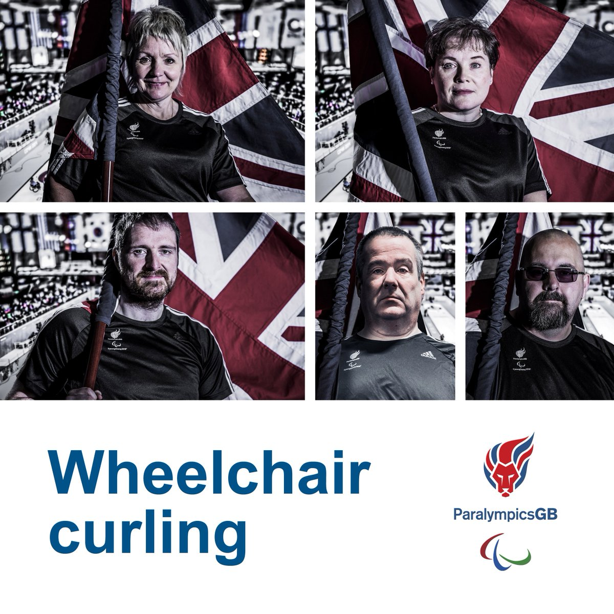 We're proud to support @ParalympicsGB at...