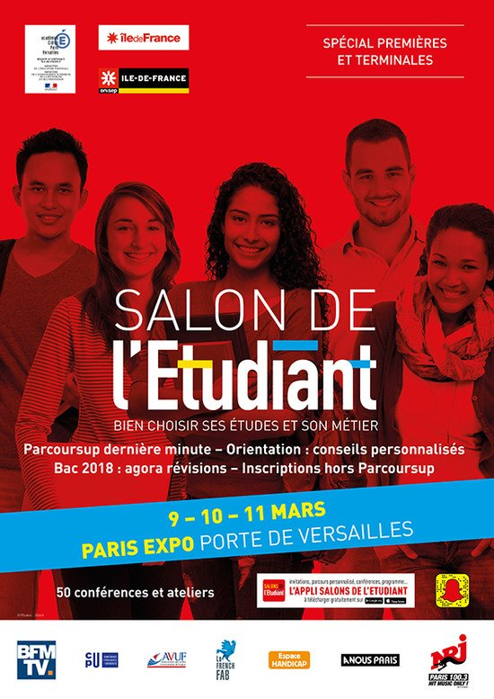 Salon etudiant info en direct news et actualit en for Salon de l etudiant bordeaux