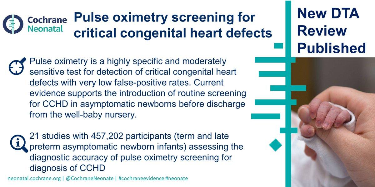 Cochrane Neonatal on Twitter: