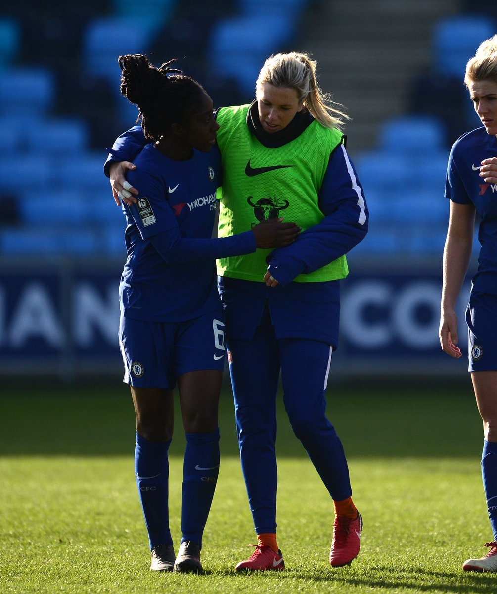 Gutted for @NicenNeetz 💔... but im sure you will be back even better and stronger than before (if thats possible) 💙!! We are with you every step 👊🏻💪🏻 #CLFC