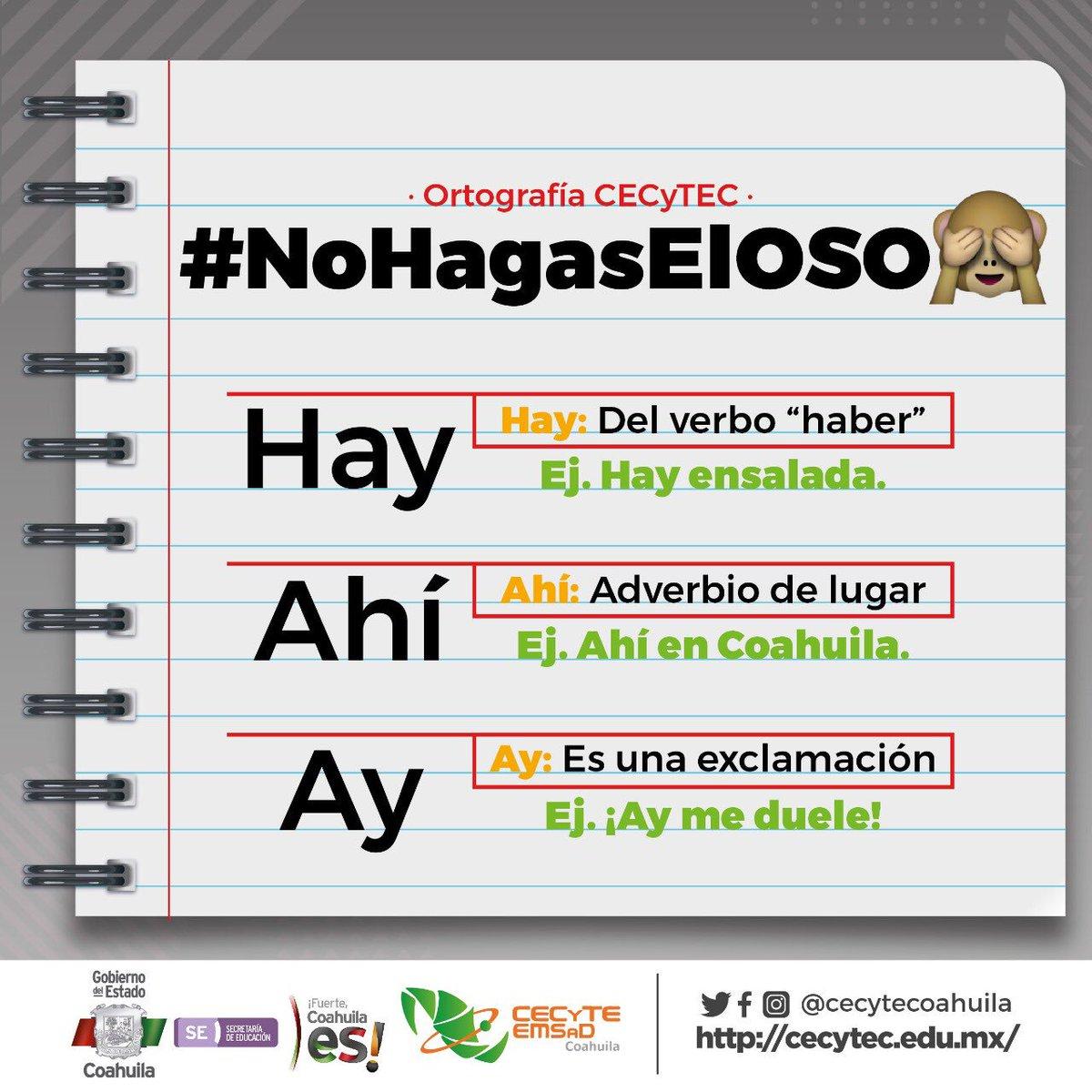 Oye, #NoHagasElOSO🙈   #SomosCECyTEC #Fue...