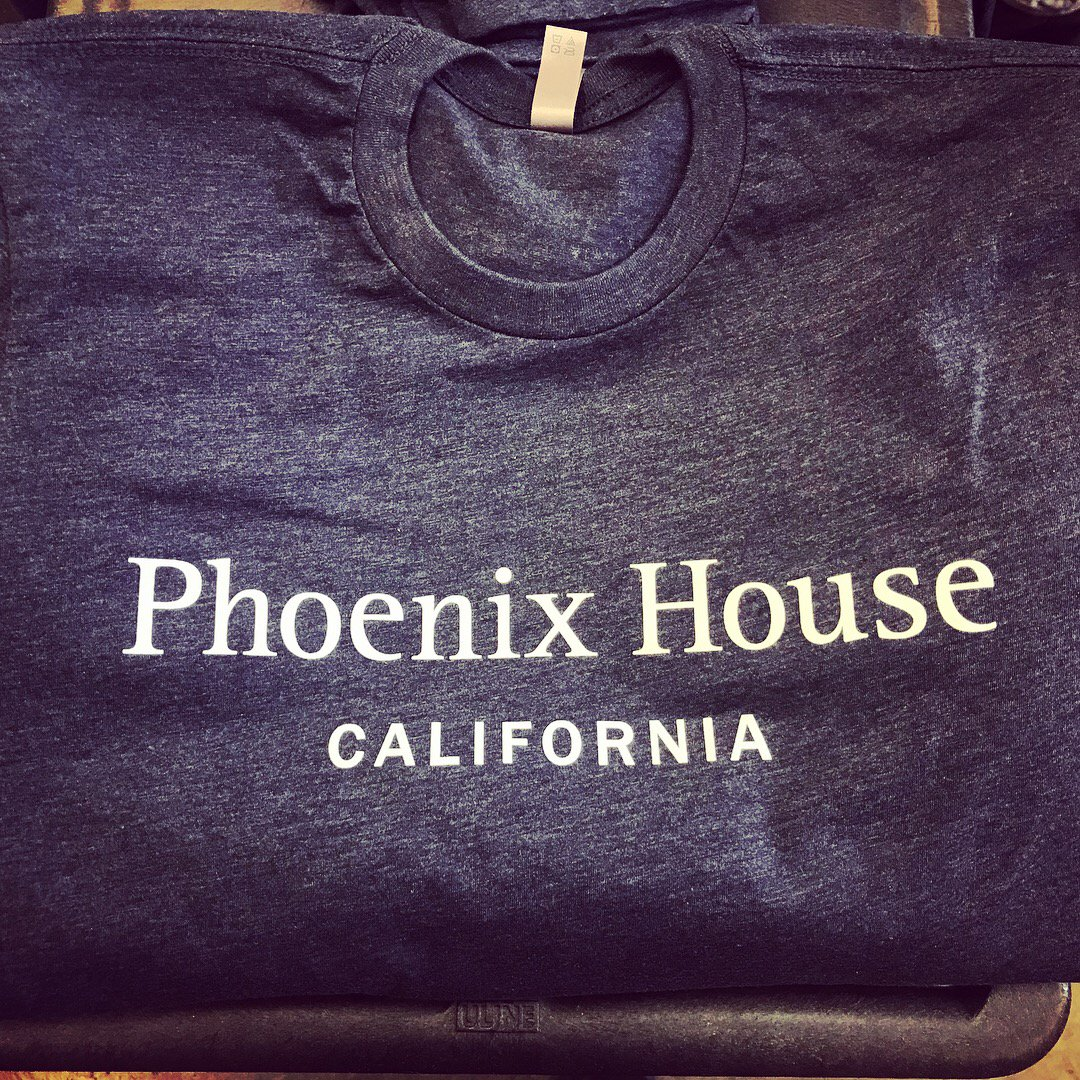 4394615983e   phoenixhouse shirts coming through the Dryer. Happy Friday everyone!   flashdryerfridays  grycosportswear  screenprintingpic.twitter .com quzIHrrmQb