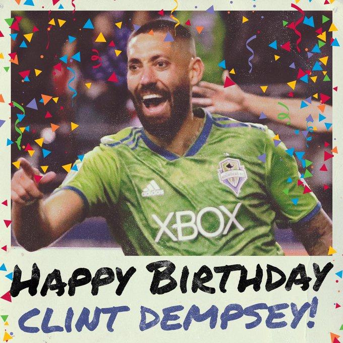 Happy Birthday to American  legend