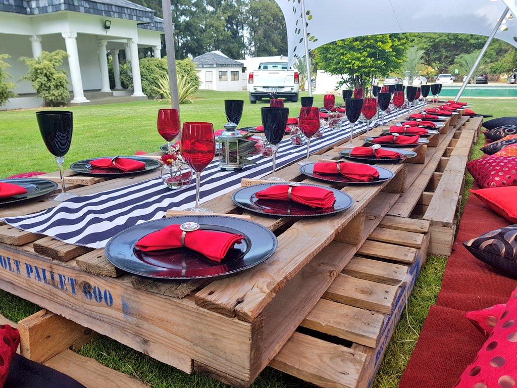 """Mo'GirlwaEvents🎪 on Twitter: """"Bridal Shower picnic setup I ..."""