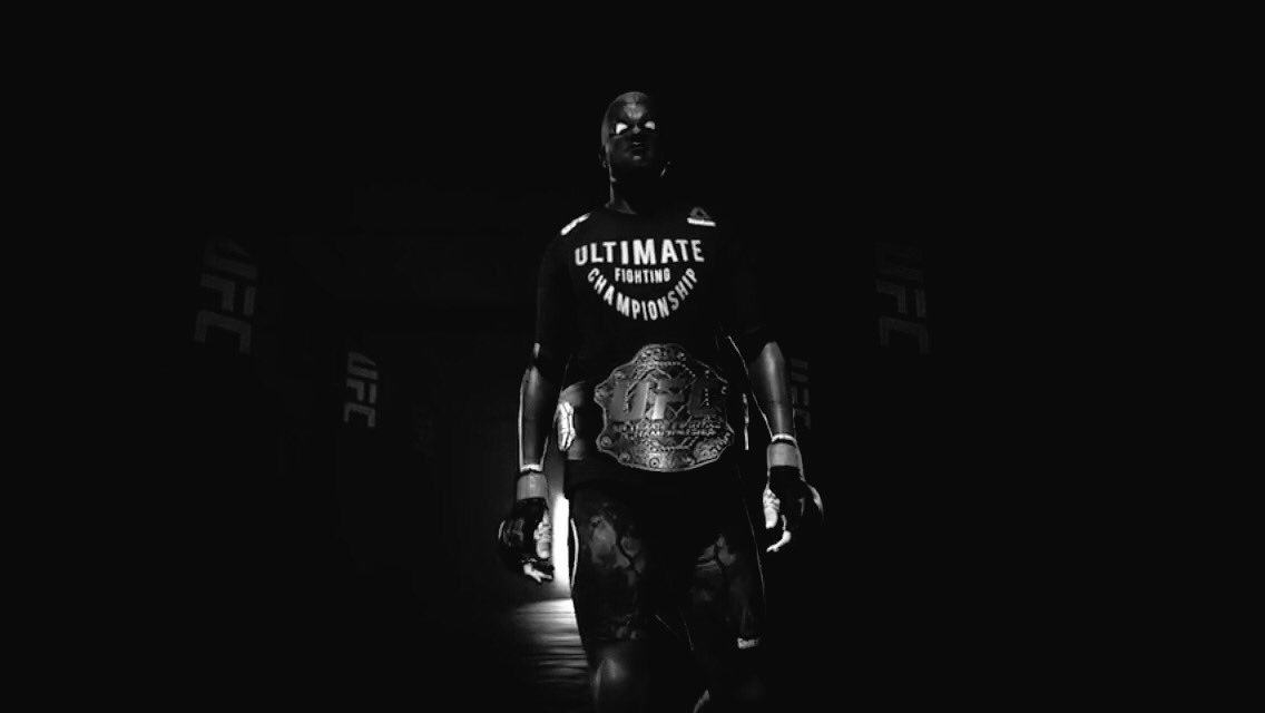 Trilogy fight goes down tonight against spooderman on @EASPORTSUFC @twitch 1-1 #mightygaming #twitch https://t.co/wNCKNdTmOU