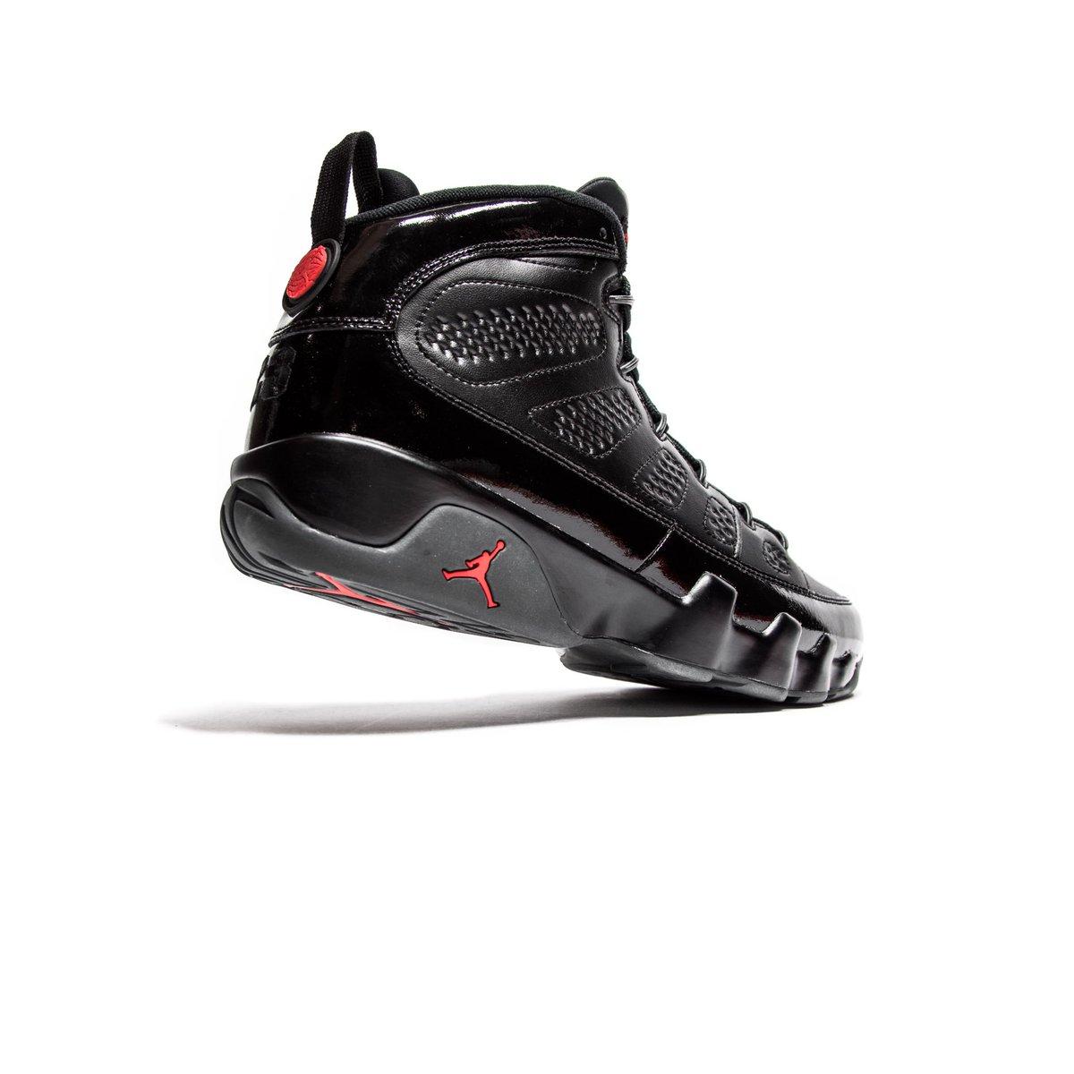 1b24b3b36a634d The Air Jordan Retro 9  Bred  drops Tomorrow at Jimmy jazz pic.twitter.com gGg3IBGf0Y