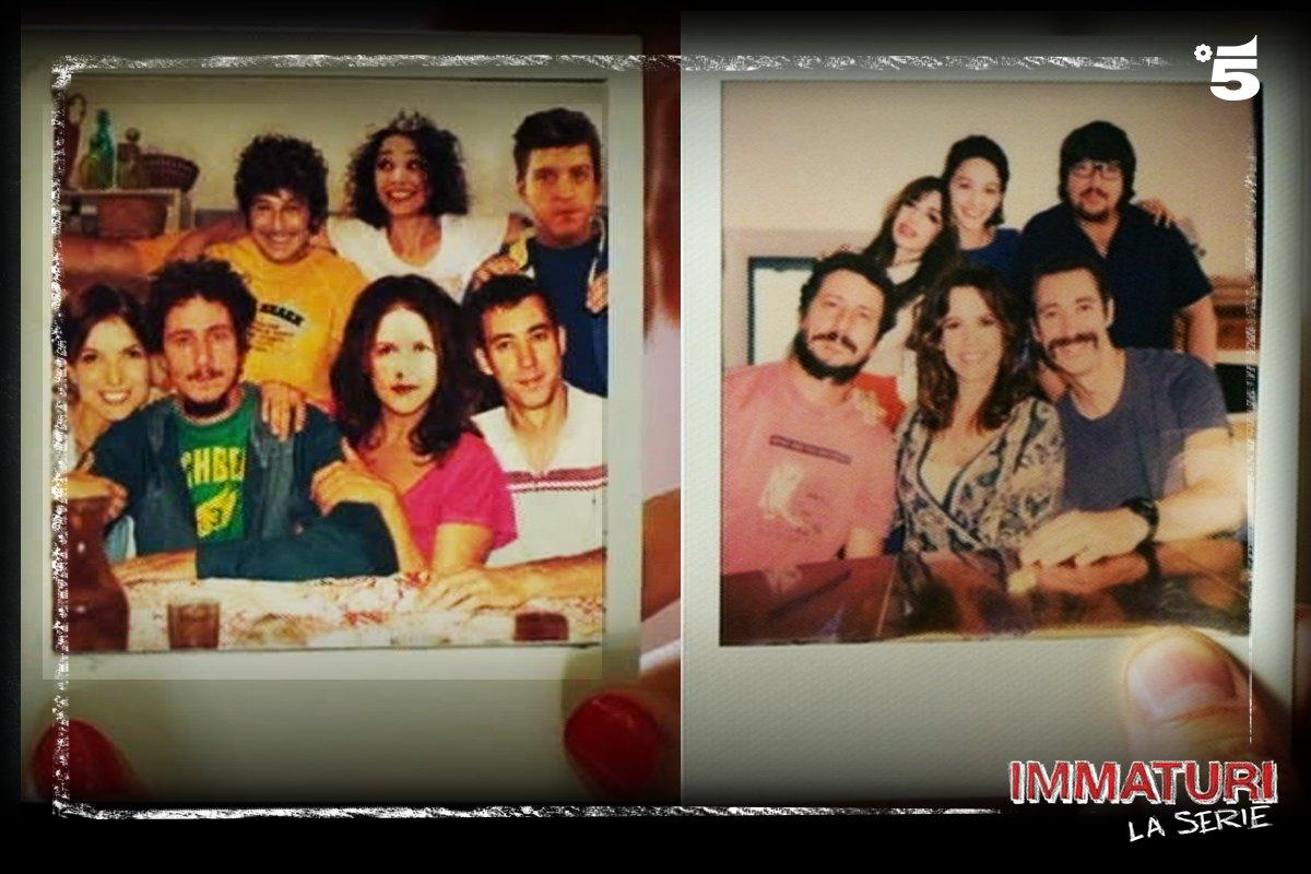 Tanti anni ma l'amicizia resta 😉 #Immatu...
