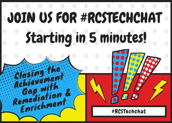 rcstechchat Archive | Participate