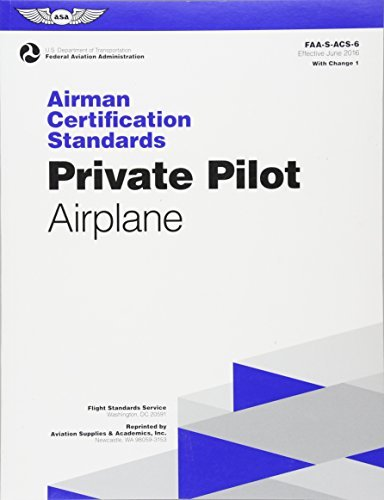 The Airman Certification Standards (ACS) is the guide for aviation stude https://t.co/wJqBLTzvDC #AvGeek #Aviation https://t.co/WSk99BOFD1
