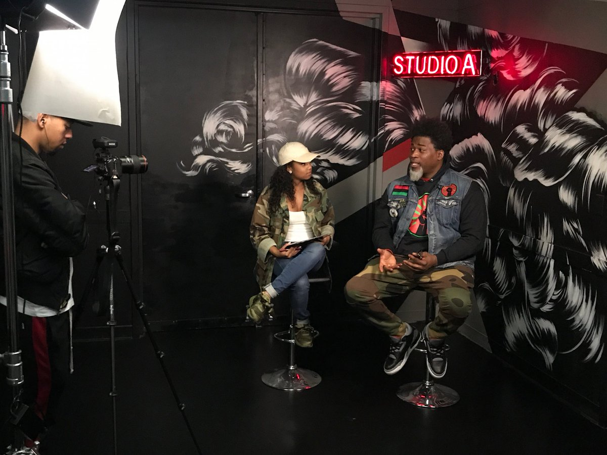 Revolt Tv On Twitter At Davidbanner Stopped By And Detailed The