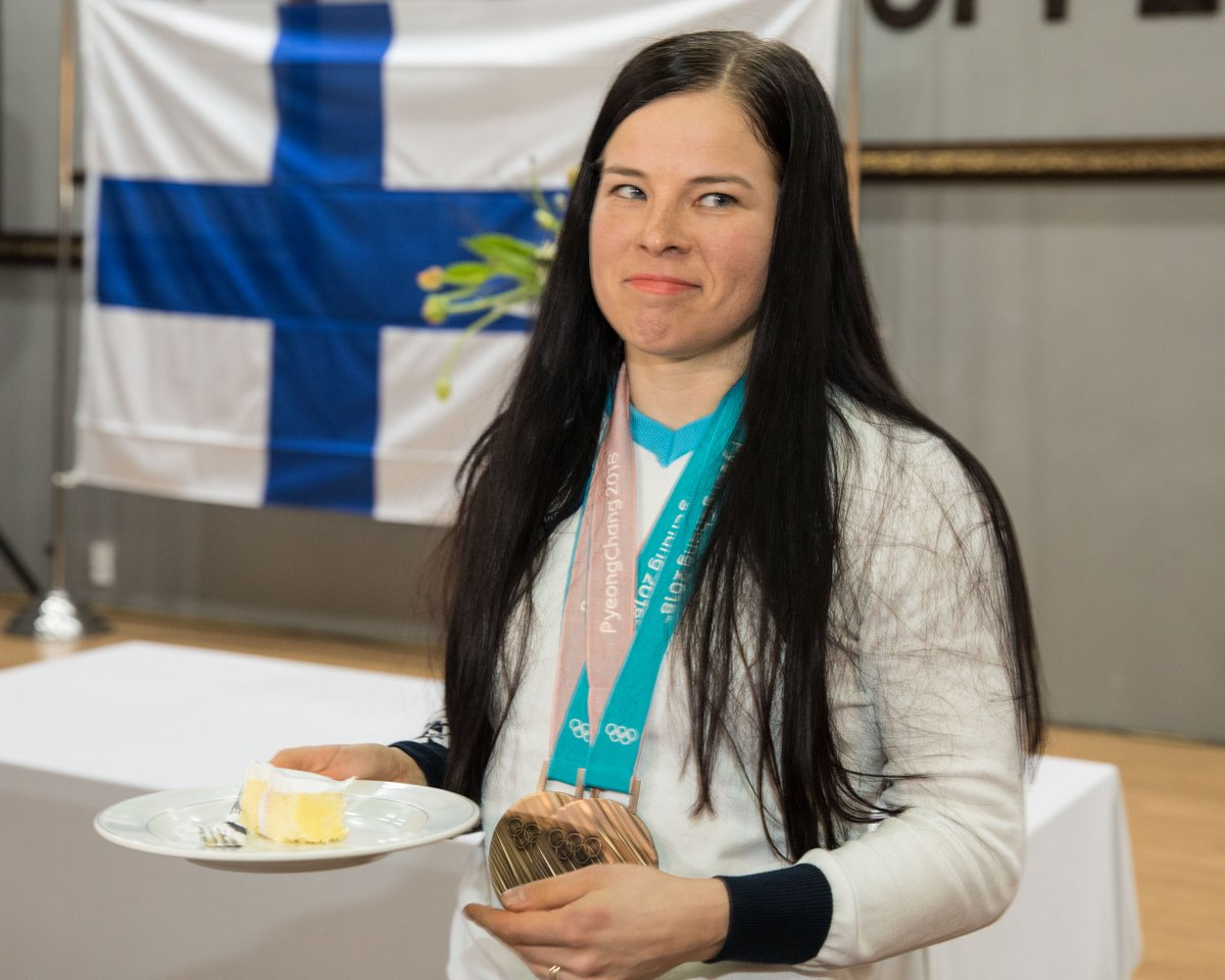 Завоевавшая три медали в Пхёнчхане финская лыжница оформляла терапевтическое исключение перед Олимпиадой https://t.co/FDSJeOAqmc