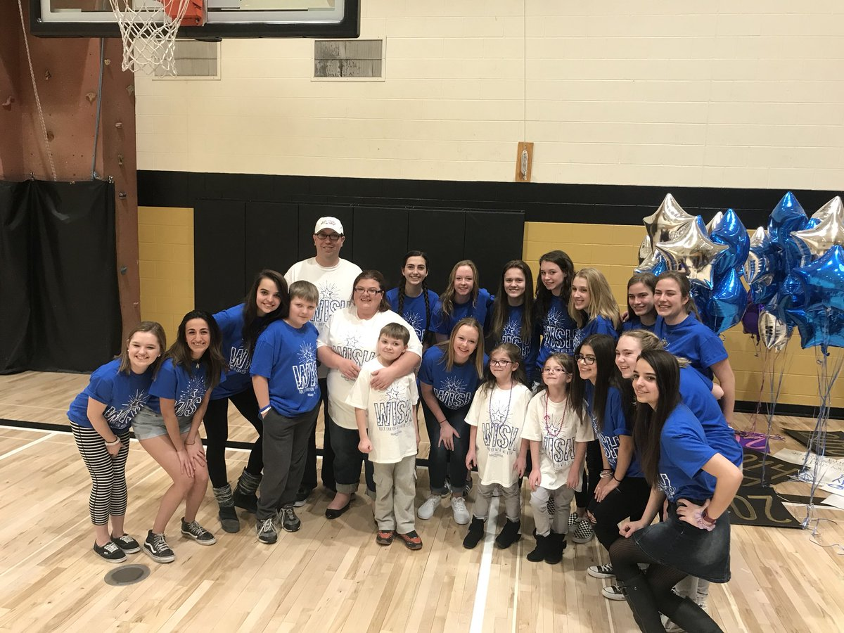 Congrats To Stucorchs On A Wonderfully Successful Wish Week 2018 Thanks Our Amazing Community For All Of You Incredible Support