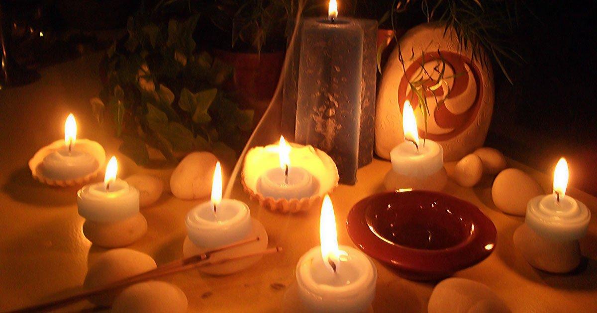 Latife nos habló de los rituales para co...