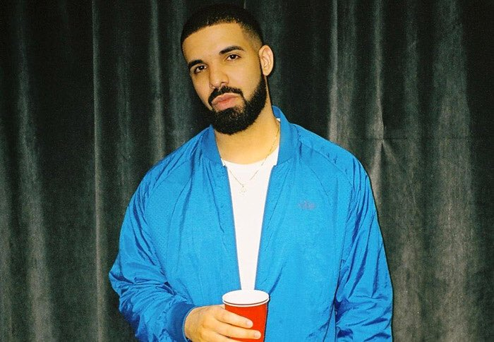 Drake confirmed at the Raptors game that he's working on a new album 👀🔥