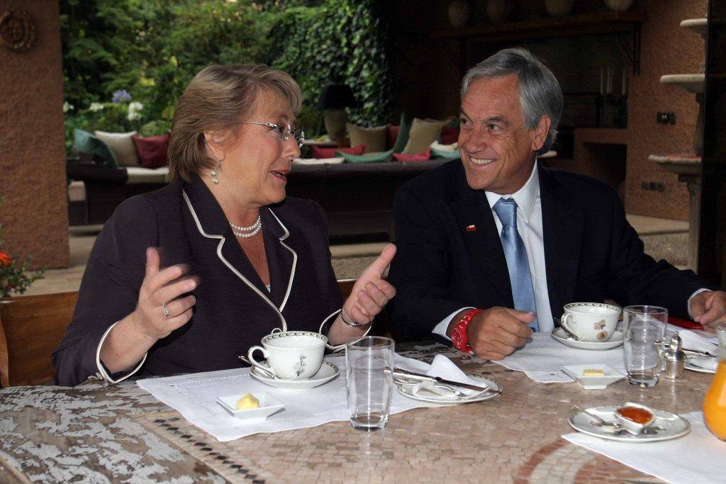 ¿Qué pasará con Piñera y Bachelet despué...