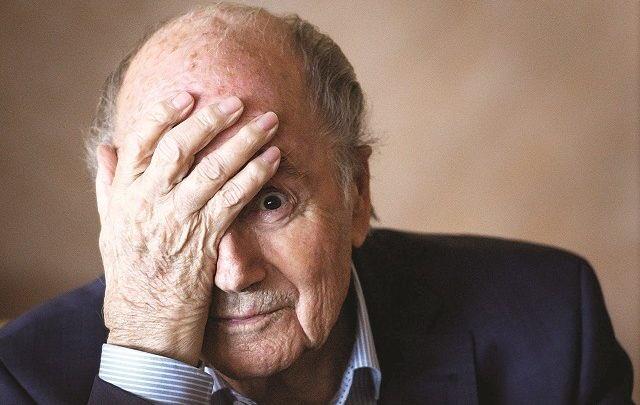رئيس 'الفيفا ' السابق بلاتر.. يشكو من طو...